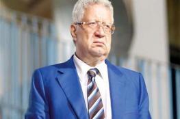 اتحاد الكرة المصري يمنع مرتضى منصور من دخول الملاعب 3 شهور