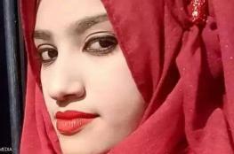 بالفيديو..فتاة تبلغ عن تحرش مدير مدرستها بها.. فحرقوها في الشارع