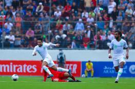 السعودية تتعادل سلبيا مع فلسطين في التصفيات الآسيوية المؤهلة لمونديال قطر