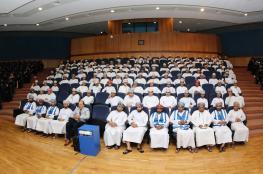 """300 مشارك ببرنامج """"صيفي تعليمي"""" بكلية عمان البحرية الدولية في صحار"""