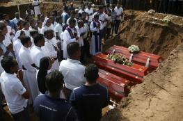 ارتفاع حصيلة قتلى التفجيرات في سريلانكا إلى 310