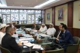 مجلس أمناء كلية البريمي يناقش برامج وخطط الكلية