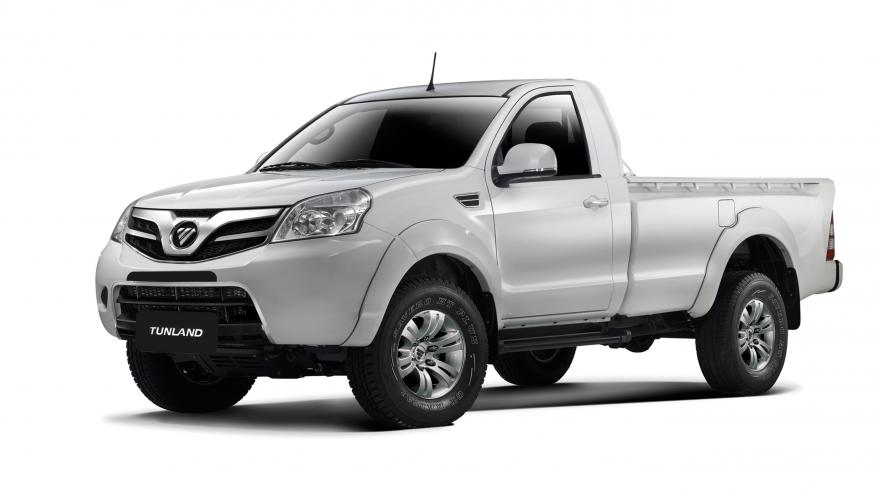 Single Cab 2WD Front