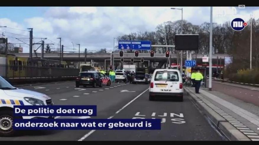 بالفيديو.. جرحى بإطلاق نار في هولندا