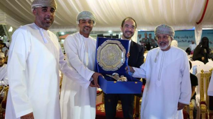 NBO - NBO Shared The Joy Of Al Kanz Winner At Salalah Tourism Festival (3)