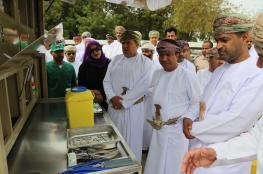 """""""تنمية نفط عمان"""" تمول 12 عيادة بيطرية متنقلة بـ 174 ألف ريال"""