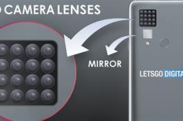 ابتكار ثوري .. هاتف ذكي جديد بـ 16 كاميرا