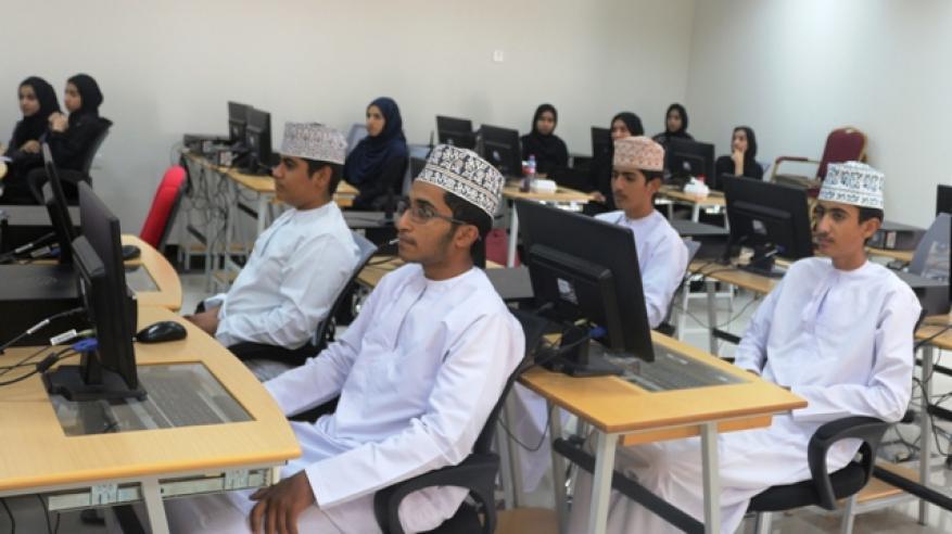 الطلاب المشاركون