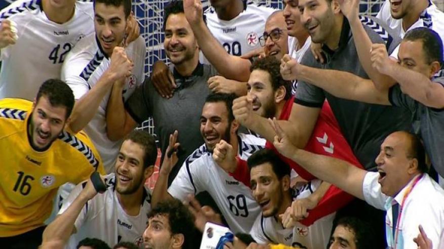 مصر تكتسح البرتغال وتحصد برونزية العالم لكرة اليد