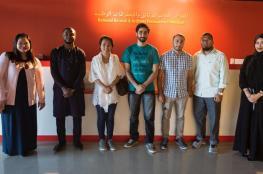 طلبة الدراسات العليا بجامعة السلطان قابوس يقومون برحلة لمسقط