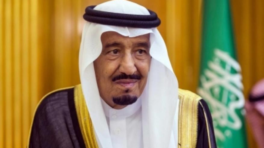 خادم الحرمين يغادر الرياض متوجها إلى مسقط