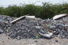 """""""بلدية مسقط"""" ترصد 61 من مخلفات البناء في الربع الأول.. وتكثف حملاتها لضبط المخالفين"""