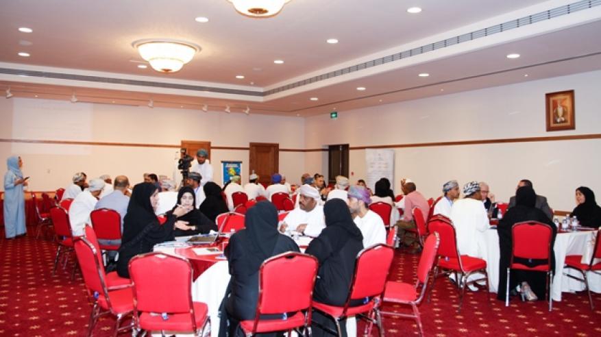 """مراجعة مواد اللائحة التنظيمية للمؤسسات التدريبية الخاصة في ندوة بـ""""القوى العاملة"""""""