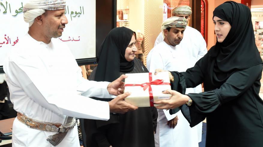 إبراز جهود السلطنة في الحد من الأمية في الاحتفال باليوم العربي