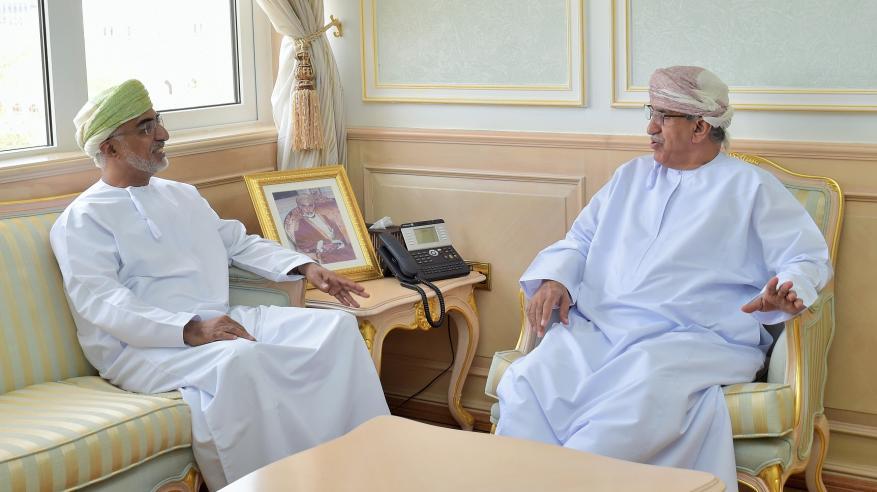 السعيدي يستقبل الأمين العام للمجلس العربي للاختصاصات الصحية