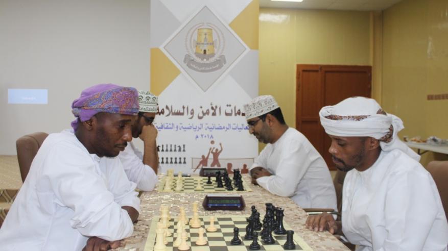 """""""الأمن والسلامة"""" تنظم 13 مسابقة في شهر رمضان"""