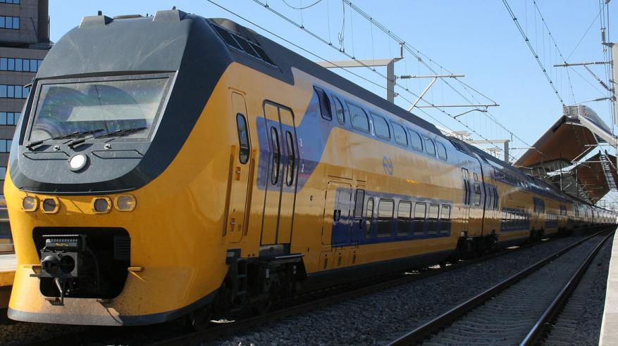 هولندا تجرى اول اختبار على قطارات من دون سائق في العام 2018