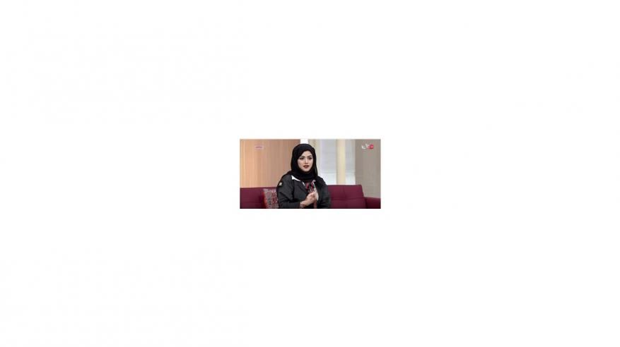 """المصممة شيماء الشقصية تتحدث عن تجربتها في """"قهوة الصباح"""""""