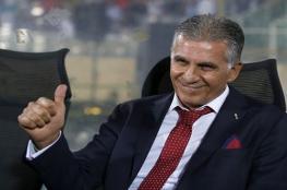 كيروش وليبي وجها لوجه في ربع نهائي كأس آسيا