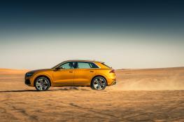 """""""Audi Q8"""" تتصدر مبيعات النصف الأول في الشرق الأوسط"""