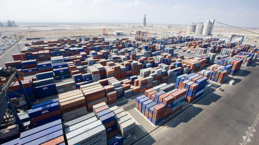 1.4 مليار ريال فائض بالميزان التجاري للسلطنة بنهاية سبتمبر الماضي