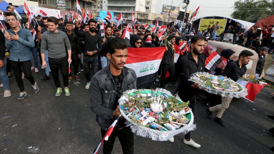 """""""واشنطن بوست"""": العراق على صفيح ساخن"""