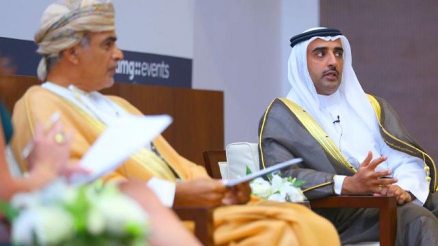 وزيرا النفط والغاز في عمان والبحرين