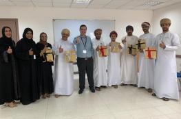 كلية عمان للسياحة تحتفل بتخريج طلاب