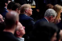 ترامب يتعرض لموقفين محرجين خلال أسبوع