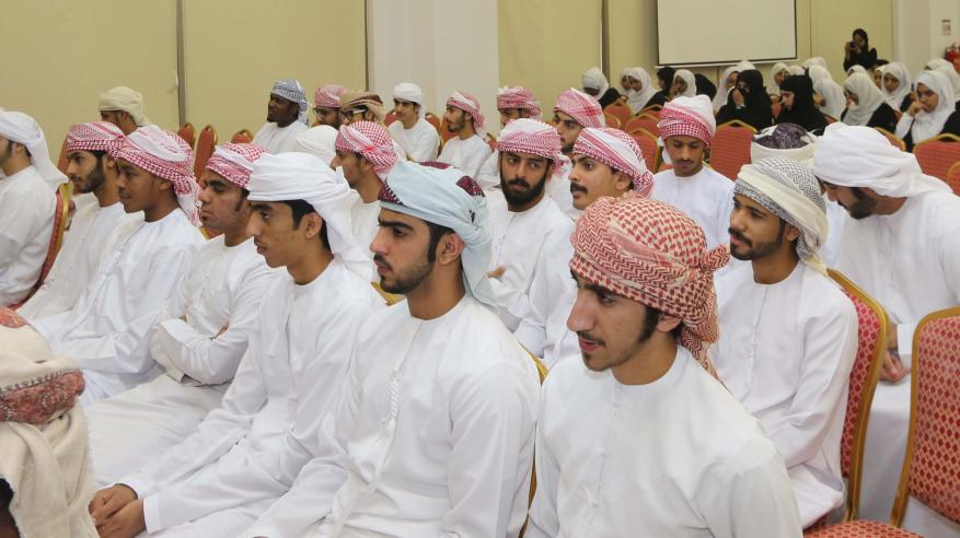 جامعة البريمي تعرّف طلاب الدبلوم العام بالتخصصات الأكاديمية