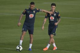 باراجواي تتحدي التاريخ أمام البرازيل