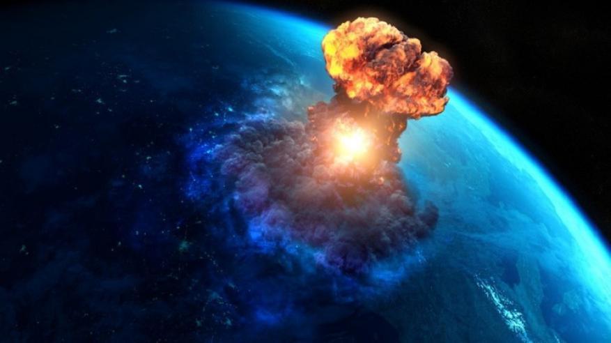 """""""يوم القيامة"""" يهدد الأرض بكارثة مدمرة"""