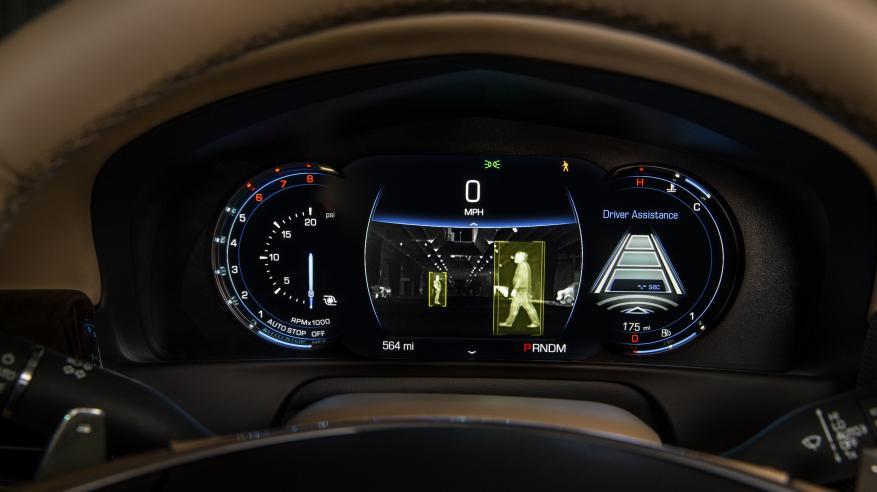 """تقنيات أمان """"جنرال موتورز"""" تقلل الحوادث بنسبة 43%"""
