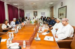 جامعة السلطان قابوس تستضيف اجتماع المنظمة الدولية للتبادل الطلابي