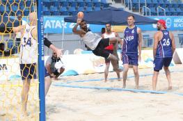 السلطنة تبدأ المشاركة في منافسات الألعاب الشاطئية العالمية الأولى بقطر