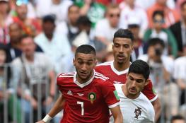 هدف رونالدو يطيح بأحلام المغرب في المونديال