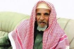 وفاة حيزان الحربي صاحب أغرب قضية في محاكم الخليج