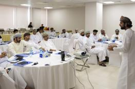 """""""عمان العربي"""" يدرب """"الصغيرة والمتوسطة"""" على الإدارة المالية في صلالة"""