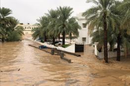 «فيضان عبري».. أضرار ببيوت المُواطنين وتساؤل أين تعويضات الحكومة؟