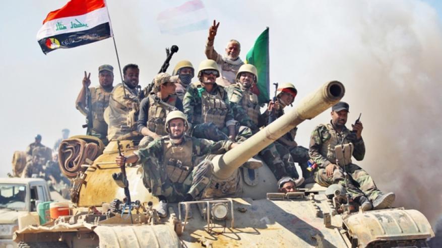 القوات العراقية تدخل مشارف الحويجة في المرحلة الأخيرة لاستعادتها