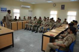 """""""إدارة المرور"""" تستقبل عدداً من ضباط الجيش السلطاني العماني"""