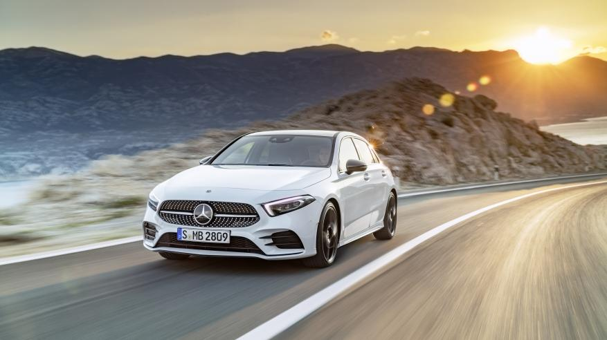 Mercedes-Benz Oman - A-Class Price Point (3)
