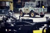 """""""لاند روڤر"""" ترمم سيّارة """"تاريخية"""" احتفالا بالذكرى السبعين لتأسيسها"""