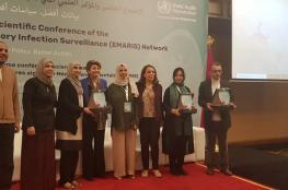 المختبرات المركزية بوزارة الصحة تحصد جائزة أفضل مركز وطني للأنفلونزا في شرق المتوسط