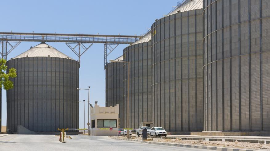 تمثل ريسوت الصناعية العنقود الصناعي الأكبر لمنتجات الطحين في السلطنة