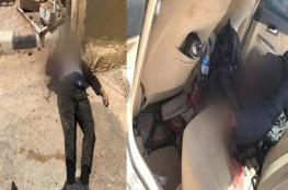 بالصور والتفاصيل .. 4 سعوديين ينفذون هجوما مسلحا على مركز أمني بالرياض