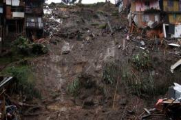 مقتل 12 في انهيار أرضي في جنوب إثيوبيا