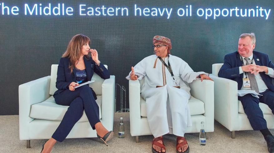 السلطنة تستضيف أكبر مؤتمر ومعرض للنفط الثقيل في سبتمبر المقبل