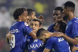 الشلهوب يؤكد قدرة الهلال على التتويج بلقب دوري أبطال آسيا