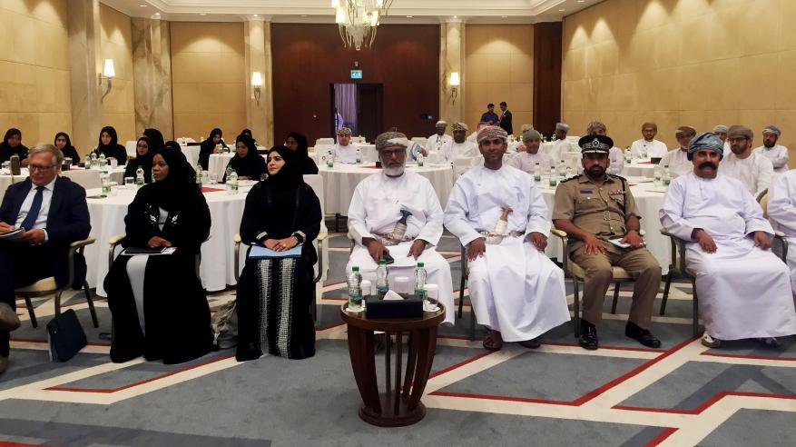 حلقة عمل حول ضبط ومراقبة سلامة المنتجات في السوق الخليجية المشتركة